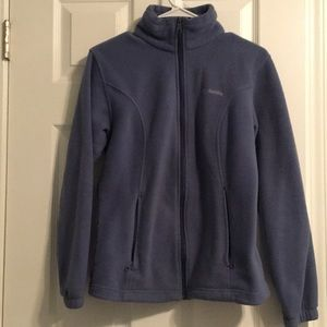 Blue Columbia Inner fleece jacket